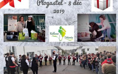 Marché de Noël à Plogastel 8 déc 2019